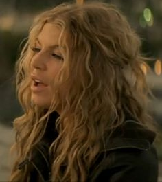 fergie hair by ryloriot, via Flickr