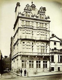 95 Piccadilly, Marylebone St Johns Wood And Mayfair, Greater London 1885