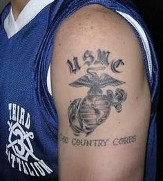 "Search Results for ""Usmc Marine Corps Tattoos"" – Black Hairstyle . Marine Corps Tattoos, Marine Tattoo, Body Art Tattoos, Girl Tattoos, Tatoos, Tattoo Fonts, Tattoo Quotes, Military Tattoos, Usmc Tattoos"