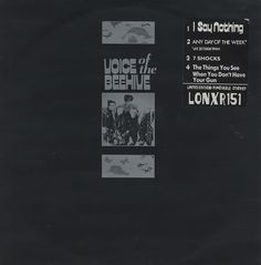 """For Sale - Voice Of The Beehive I Say Nothing UK  12"""" vinyl single (12 inch record / Maxi-single) - See this and 250,000 other rare & vintage vinyl records, singles, LPs & CDs at http://eil.com"""