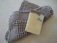 "eLoomanator's Diagonal Knit Dishcloth...variation on ""Grandma's Favorite.""  Free pattern!"