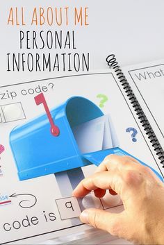 Knowing your personal information is such an important life skill!  Practice with this fully customizable set.