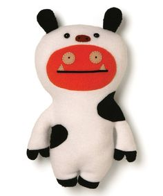 Wage Cow Ugly Animals Uglydoll Plush #zulily #zulilyfinds