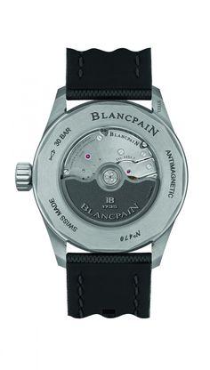 Blancpain présente la Fifty Fathoms Bathyscaphe Quantième Annuel