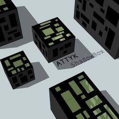 Attyk - ShadowBox [Electronica] (2014) Shadow Box, Edm, Soundtrack, Techno, Cube, Hip Hop, Dance, Music, Dancing