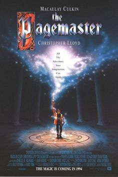 Watch The Pagemaster (1994) Full Movie Online Free