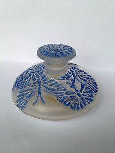 Very RARE Lalique Perfume Bottle for L T Piver | eBay