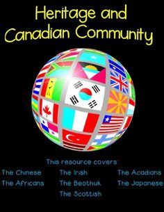 I've updated this product using the feedback provided on a different page. The page would not allow me to update my product to provide you all with a new copy, therefore please be conscious to make sure you have not already purchased this product - Grade 6 Ontario Social Studies Curriculum - Heritage and Canadian Community.
