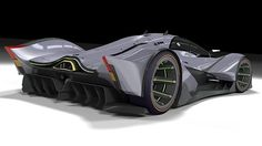 Voo Doo concept coupe on Behance Future Electric Cars, Electric Car Concept, All Electric Cars, Triumph Motorcycles, Supercars, Bmw E36, Ducati, Road Race Car, Race Cars