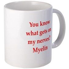 biology jokes I really need to get one of these for when Im teaching the nervous system.