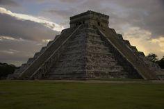 The Kukulkan Pyramid Destinations, Building, Places, Travel, Bahia, Viajes, Buildings, Traveling, Trips