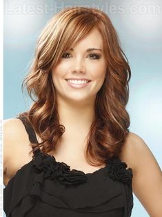 Wave Excellence Long Wavy Casual Hairstyle