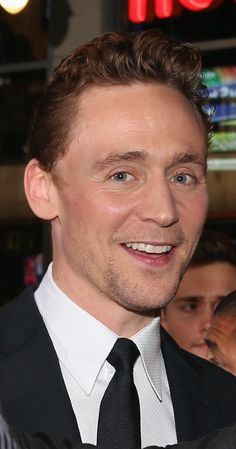 Tom Hiddleston - Thor: The Dark World premiere
