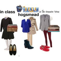 """Ravenclaw Style"""