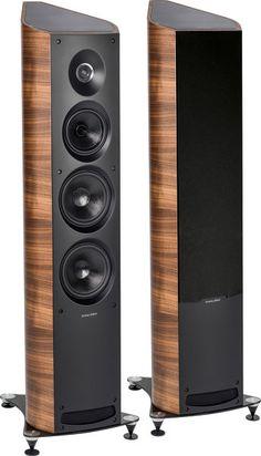Sonus Faber Venere 3.0 speakers available at Audio Visual Solutions Group 9340 W. Sahara Avenue, Suite 100, Las Vegas, NV 89117. The only McIntosh/Sonus Faber Platinum Dealer in Las Vegas, Nevada.