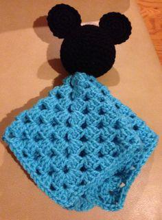 Mickey Mouse crochet toy https://www.facebook.com/KatfishcokeHandmadeCrochet