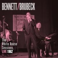 Dave Brubeck - Tony Bennett - The White House Sessions Live 1962 - That Old Black Magic, Newport Jazz Festival, Dave Brubeck, Tony Bennett, U Tube, Buried Treasure, Old Singers, Him Band, Cbs News
