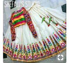colouring pages for garba raas Garba Dress, Navratri Dress, Choli Dress, Lehenga Choli, Anarkali, Chaniya Choli For Navratri, Pakistani Dresses, Indian Dresses, Chanya Choli