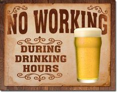 """Funny Drunk Signs 