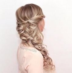 Elegant Hairstyles - Peinados elegantes