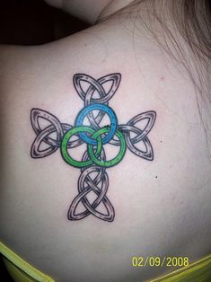 Celtic tattoo designs are popular in both men and women. Celtic tattoos represent the Celtic artwork and their tradition. Here are most popular Celtic tattoo Girl Cross Tattoos, Celtic Cross Tattoos, Celtic Knot Tattoo, Cross Tattoos For Women, Celtic Knots, Tattoo Women, Tattoo Girls, Cross Tattoo Designs, Tattoo Designs And Meanings