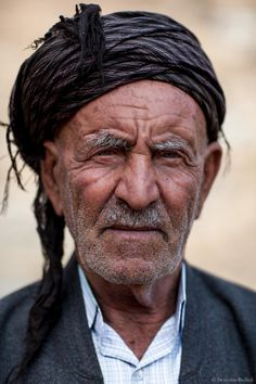 Kurdish man from Palangan - IRAN - | Flickr - Photo Sharing!