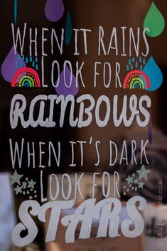 I saw this in a shop window, and loved the colours and fonts. This was done by a very talented person. #shopwindow #encouragement #dorset #creative #creativity #photography #photooftheday Dark Look, When It Rains, The Funny, Comedy, Encouragement, Fonts, Creativity, Dads, Window