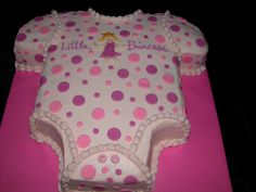 Unique Baby Shower Cakes | PRINCESS ONSIE Cake | Flickr - Photo Sharing!