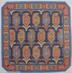 Canvasworks Traditions Marsali Hand Painted Needlepoint Canvas   eBay