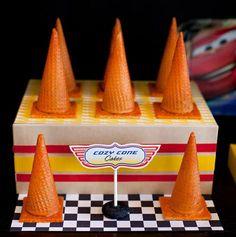 10 {Simple & Fun!} Disney Cars Party Food Ideas