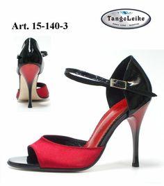TangoLeike - Zapatos para Tango - Tango Shoes - Tango Scarpe