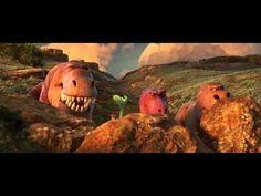 The Good Dinosaur - Official Trailer 2 [HD]