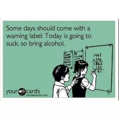 I need alcohol everyday Me Quotes, Funny Quotes, Wit And Wisdom, Drinking Quotes, Funny Picture Quotes, Crazy Life, Love My Job, I Can Relate, Funny Laugh