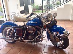 Hd Motorcycles, Vintage Motorcycles, Harley Davidson Chopper, Harley Davidson Motorcycles, Electra Glide, Sidecar, Bobbers, Choppers, Cool Bikes