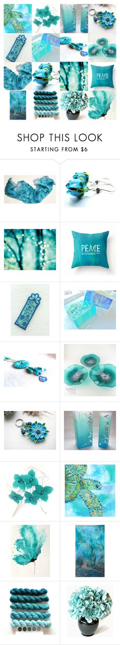 """""""Lovely Etsy Gifts"""" by andreadawn1 ❤ liked on Polyvore featuring Scialle"""