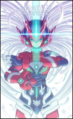 How Zero should have looked in the Megaman Zero series. Whoever made this should be extremely proud of themselves.