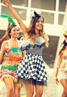Fantasia melindrosa e colombina #carnaval #adorofarm