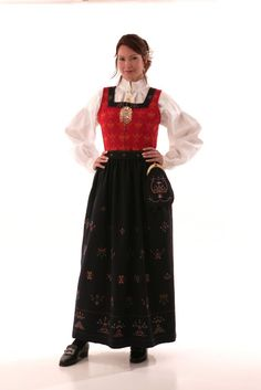 Norway, Sweden, Victorian, Outfits, Dresses, Fashion, Folklore, Culture, Vestidos