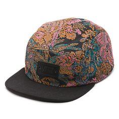 Tapestry Willa Camper Hat