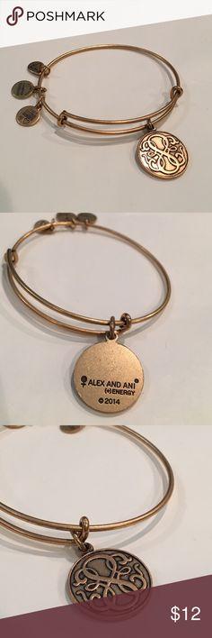 Alex and Ani Bracelet Alex and Annie bracelet only worn a few times Alex & Ani Jewelry Bracelets