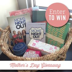 Mothers Day Giveaway! (Mom's Night Out movie) from B&H Publishing Group