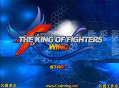 Download the king of fighters wing 1. 85.