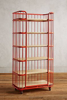 Visby Six-Tier Bookcase