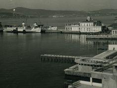 Büyük Ada'dan nostaljik bir fotoğraf.