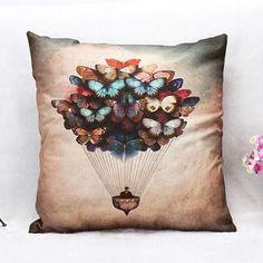 1 42cm*42cm throw pillow case pillowcase