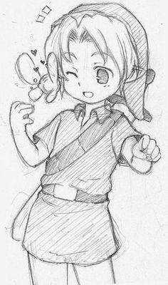 Junk Sketch 40 by CatPlus on DeviantArt Anime Drawings Sketches, Kawaii Drawings, Manga Drawing, Manga Art, Cute Drawings, Anime Art, Chibi Drawing, Chibi Sketch, Anime Sketch