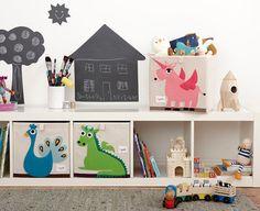 Kids' Storage Solutions We Love at Design Connection, Inc.   Kansas City Interior Design http://designconnectioninc.com/blog/ #StorageSolutions #Organization #ToyStorage