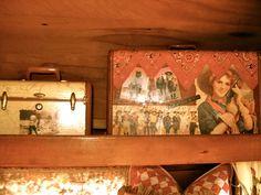 The Beehive Cottage: Ivy St. Market & Blogging Friends!
