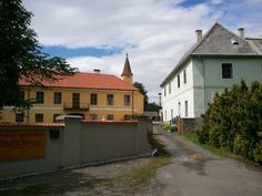 Zámek Jindřichovice in Jindřichovice, Plzeňský