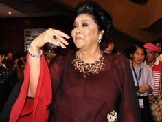 Imelda Marcos loses legal fight to reclaim confiscated jewellery President Of The Philippines, Royal Jewels, Ferdinand, Gems And Minerals, Lady, Ilocos, Jewelry, Supreme Court, Trinidad